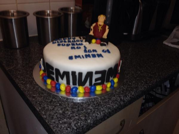 Astonishing Hiddlstan On Twitter Its My Birthday Cake Eminem T Funny Birthday Cards Online Bapapcheapnameinfo