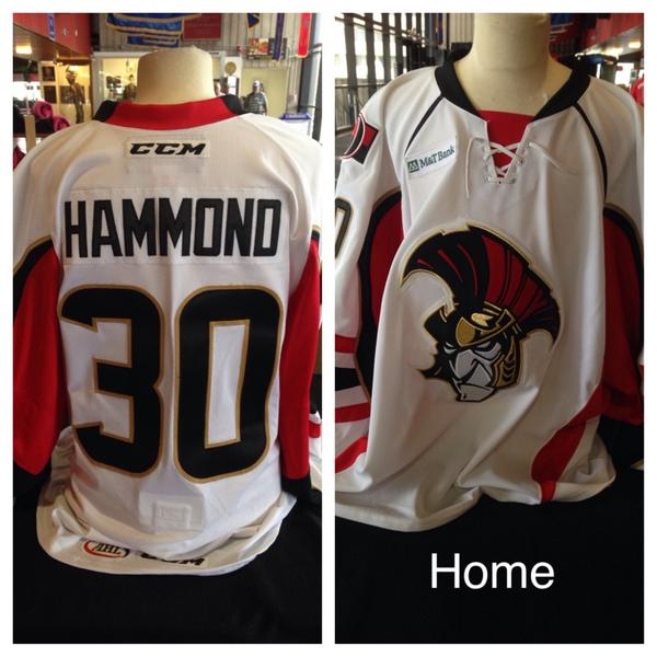 0ff838f0a Binghamton Senators new home and away jerseys   HFBoards - NHL ...