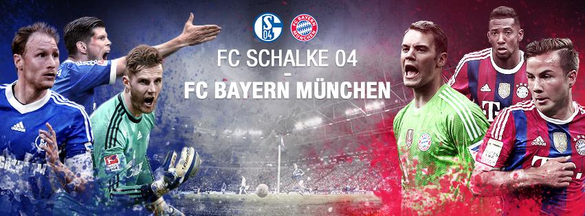 F.C. SCHALKE 04 - F.C. BAYERN MÜNCHEN BwSilPvIgAAUztW