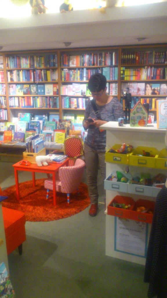 @Buecherkinder schon fleißig am tippen #bookupDE http://t.co/9EYGTbdKbS