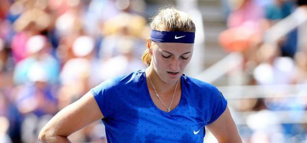 No. 3 Petra #Kvitova goes down to qualifier and World No. 145 Aleksandra #Krunic 6-4, 6-4 in the third round. #usopen http://t.co/Ejb7WRDaZV