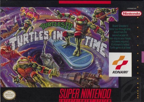 Early '90s Konami game box art was the best http://t.co/JixbKWjzOv
