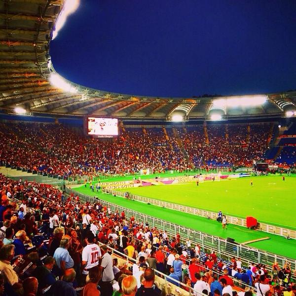 AS Roma 2-0 Fiorentina ( 1ère journée) - Page 7 BwTkXymCIAE0BBP