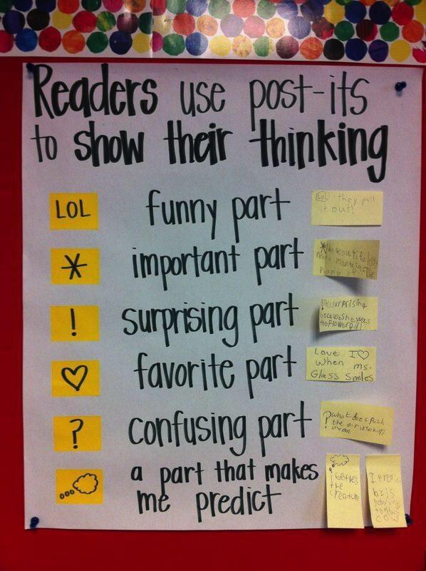 Ideas for students to annotate text as they read. #edchatnz #aussieed #sunchat #edchat #engchat http://t.co/b9acfbcb37