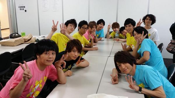 チーム俺地図スタンバイ完了!関西の皆さんお楽しみに! http://t.co/jopzPwEmdr