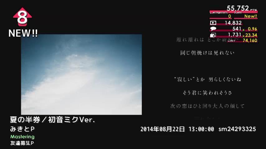 週刊VOCALOIDとUTAUランキング #360・302 [Vocaloid Weekly Ranking #360] BwVtRzvCQAAvTYr
