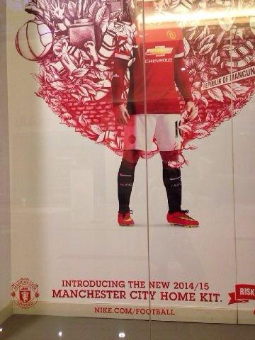 Always a good day when u wake up to a blunder in an ad! Look carefully! Tells u how much ppl really care about MUFC http://t.co/bLJAMUkj7r