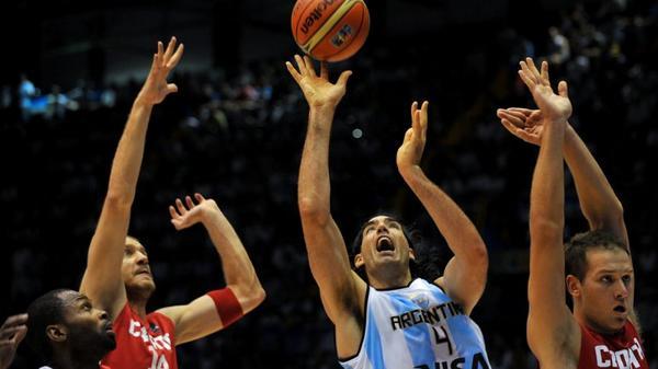 España 2014 | Argentina no pudo ante la eficacia croata y cayó en su segundo juego