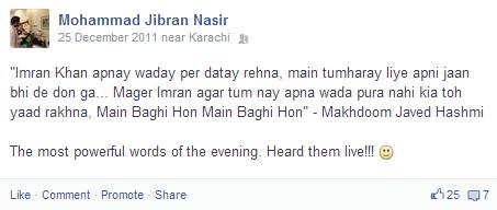 M  Jibran Nasir on Twitter: