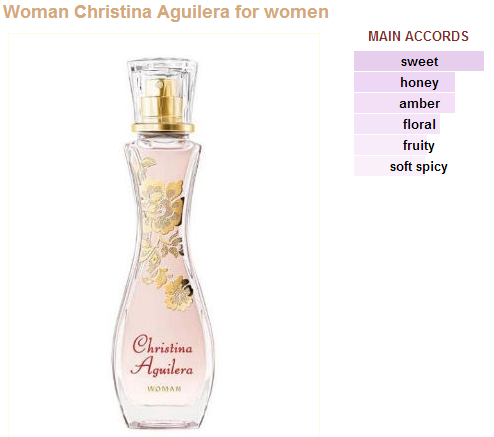 Christina Aguilera's new fragrance #Woman will be released in September. http://t.co/lXjMWoXF2r