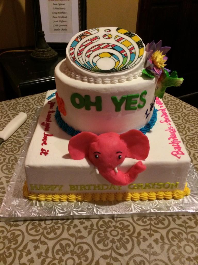 Bassnectar Lyrics On Twitter Graysonsnyder07 My Birthday Cake
