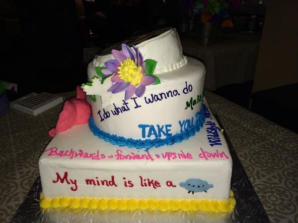 Awe Inspiring Bassnectar Lyrics On Twitter Graysonsnyder07 My Birthday Cake Personalised Birthday Cards Veneteletsinfo