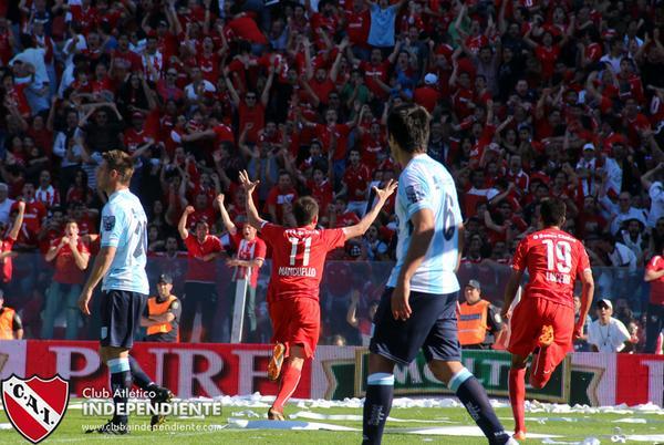 Torneo de Transición | Independiente lo dio vuelta y se quedó con el clásico de Avellaneda