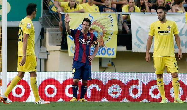 Messi baja por precaución de la selección argentina