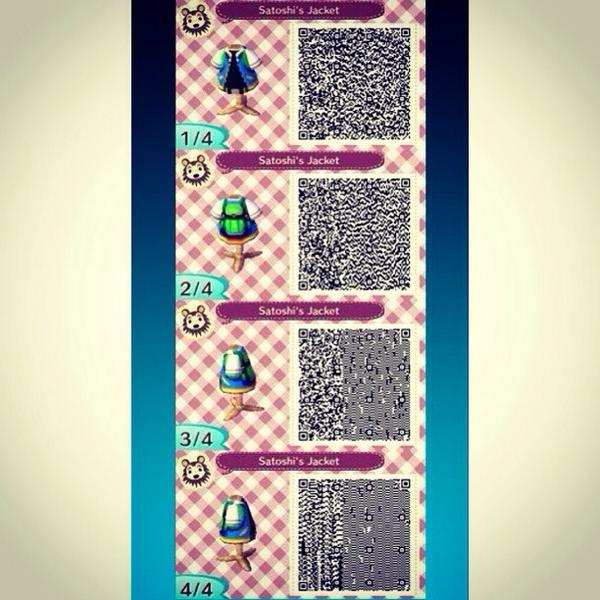 Diamond Watley On Twitter Animal Crossing New Leaf Qr Codes On
