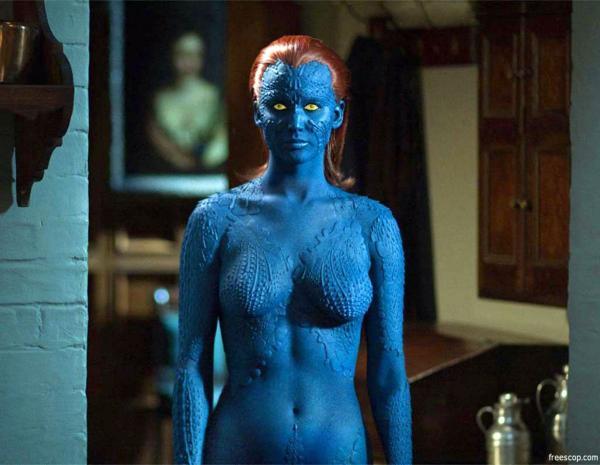 Jennifer lawrence x-men nackt