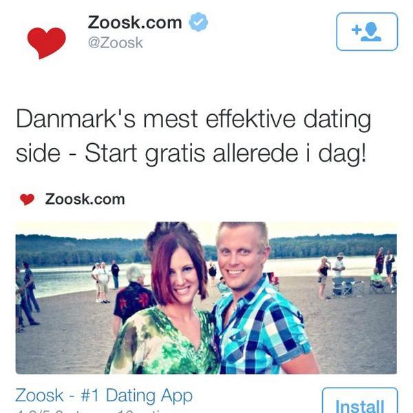 Zoosk gratis dating