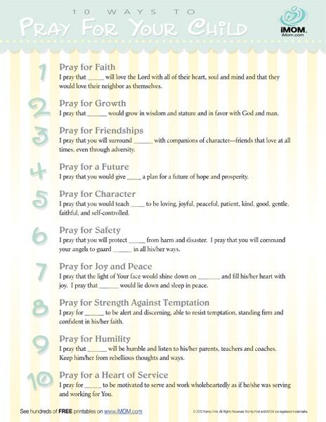 10 Ways to Pray for Your Child: http://t.co/6msiyp3uNd http://t.co/pD9raEpicN