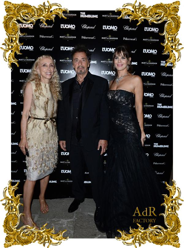 L'UomoVogue hosted a party in Venice celebrating #AlPacino > http://t.co/dd9pSDWoxC http://t.co/YEGkWmCGKH