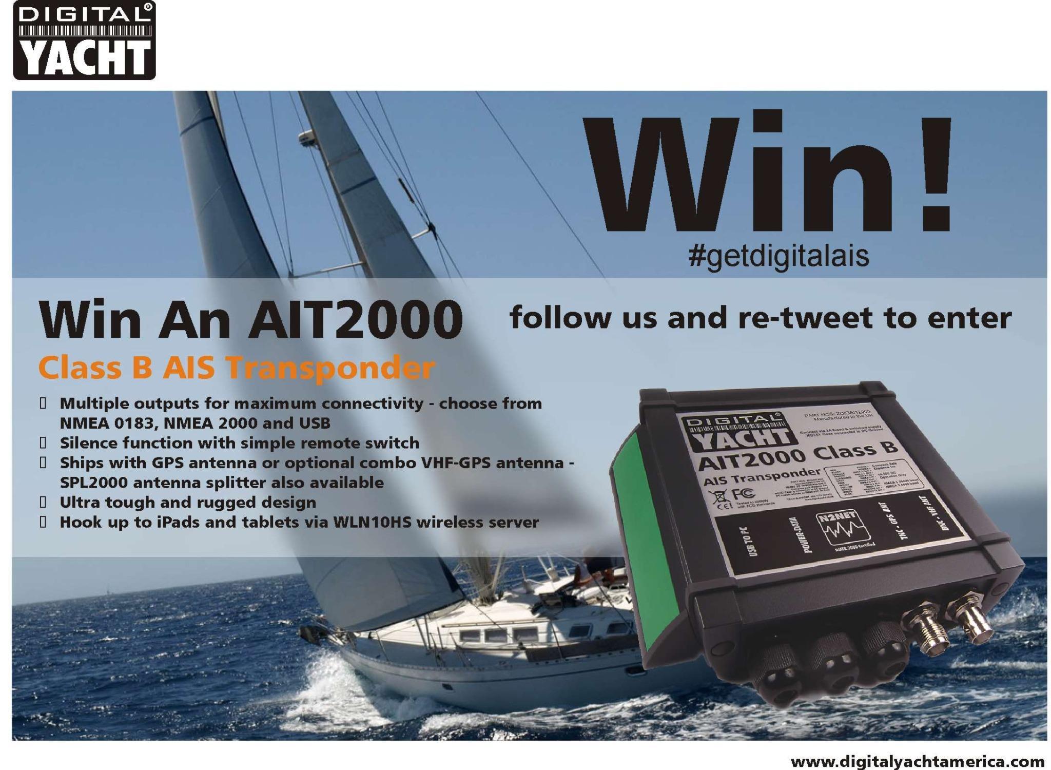 Digital Yacht on Twitter: