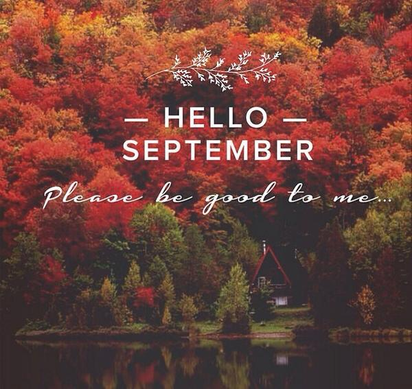 Emily Thomas On Twitter Hello September Please Be Good To Me Tco LDGmG60054