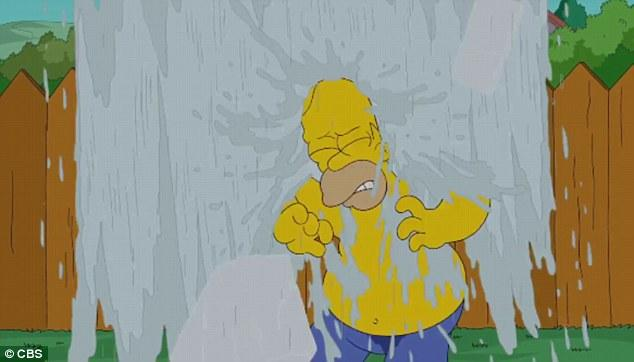 http://t.co/2sPMbKtwoc @unrulymedia August global ads chart shows The Simpsons getting in on the ice bucket action http://t.co/TzNqUxhd7n
