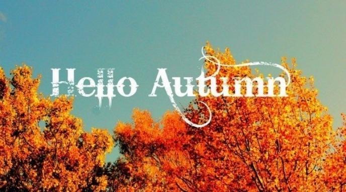 Маме, картинки осень с надписями на английском