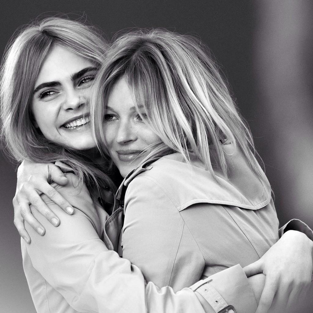 Kate Moss and @Caradelevingne together in one campaign for @Burberry - watch it here: http://t.co/pGi53oRYkN http://t.co/C7Vl8V8LPa
