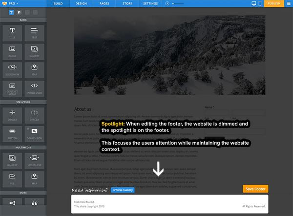 UX Lessons from Weebly http://t.co/K0JgHwe0CI http://t.co/swewZXW378