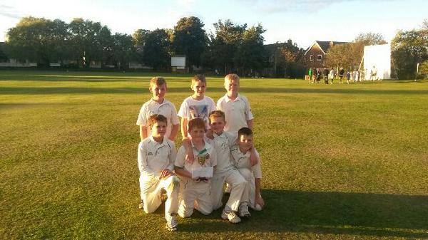 Well done to the under 11's winning the 4 a side competition on Sunday.