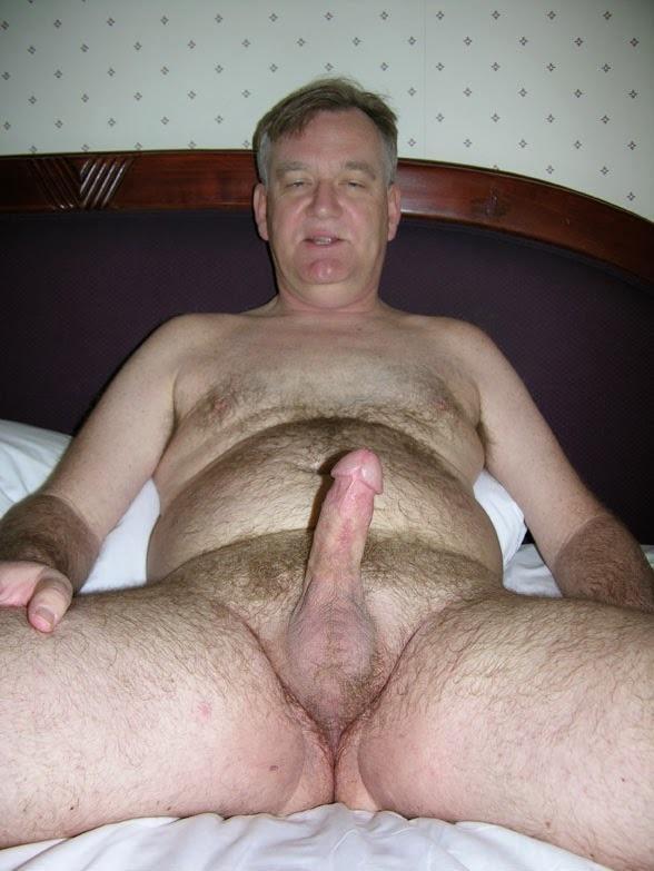 Naked Old Grandpa 37