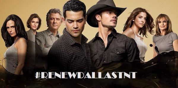 #RenewDallasTNT need a #Season4 @Dallas_TNT http://t.co/2MWcWQakMY