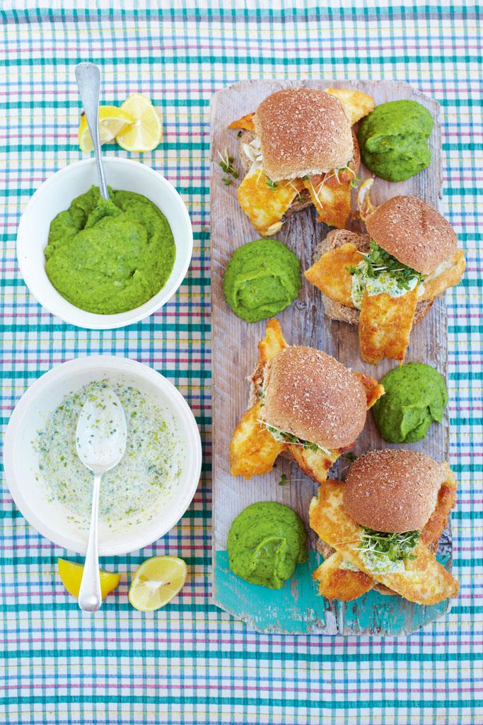 #RecipeOfTheDay The best fish baps with mushy peas & tartare sauce http://t.co/tVJRvSvAIY #mealforameal http://t.co/QsicSTyQwP