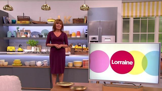 RT @ITVLorraine: Like the look of what @reallorraine is wearing and want to know where her dress is from? http://t.co/R5SgiS4fcN http://t.c…