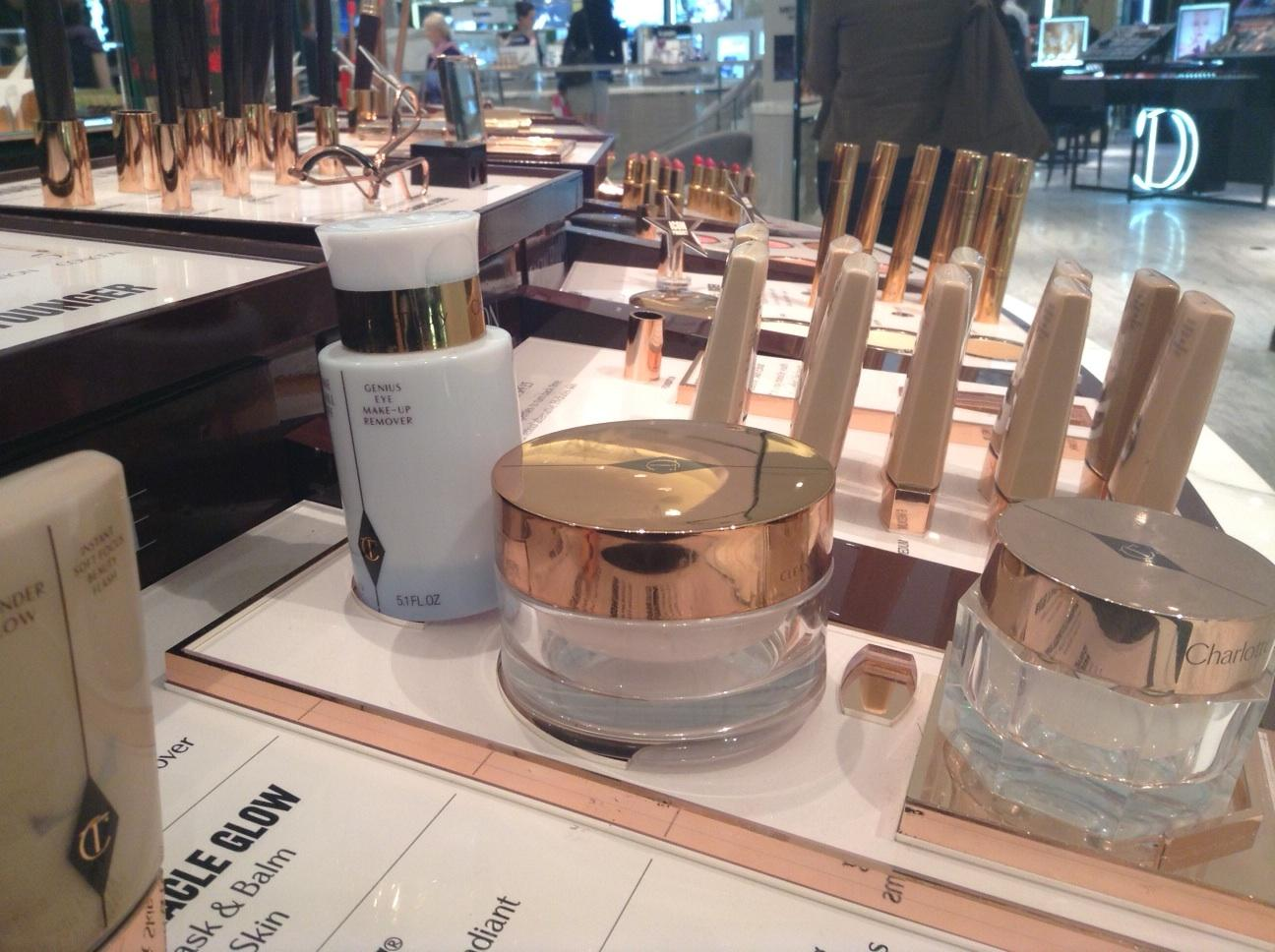 RT @TheGlossMag: Wowed by @CTilburyMakeup with @SJWai @brownthomas - fast, easy glamour. Too many must-haves to list... http://t.co/eWSkUjq…