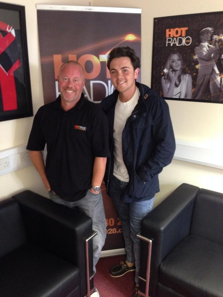 RT @paul_d_stevens: Thanks to @therealrayquinn for being on #thehotbreakfast this morning at @Hot1028. Interview on SoundCloud shortly. htt…