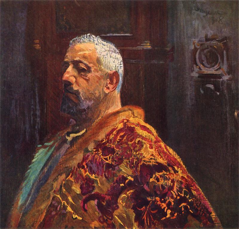 Portrait of Erazm Barącz