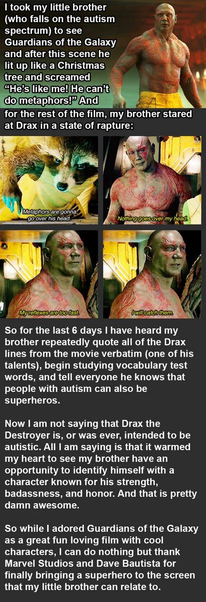 Thought this was dope. @davebautista is still the man! http://t.co/71EwOh5jp4