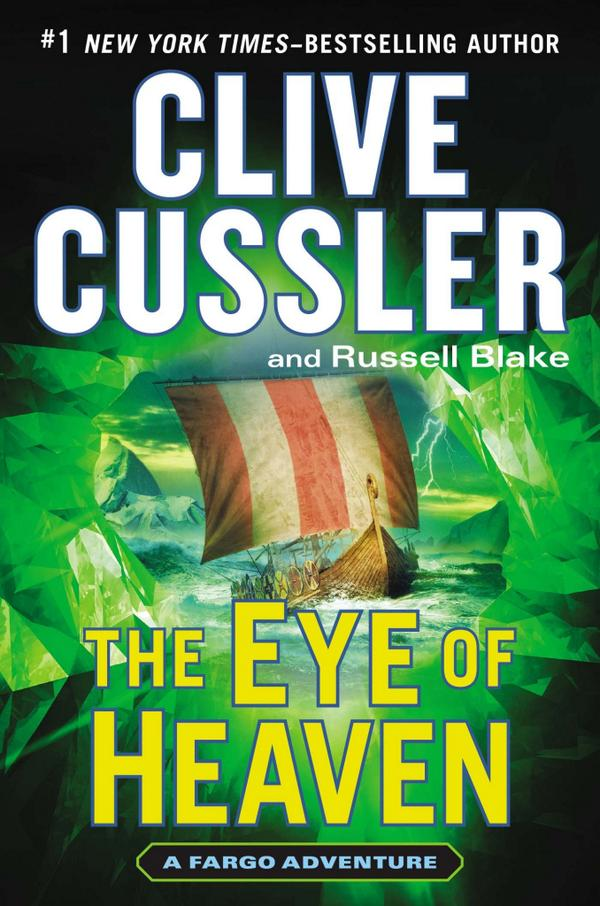 The Eye of Heaven, the latest in the Fargo series, and my 62nd novel, is available for your reading enjoyment today. http://t.co/6okidoZz2r