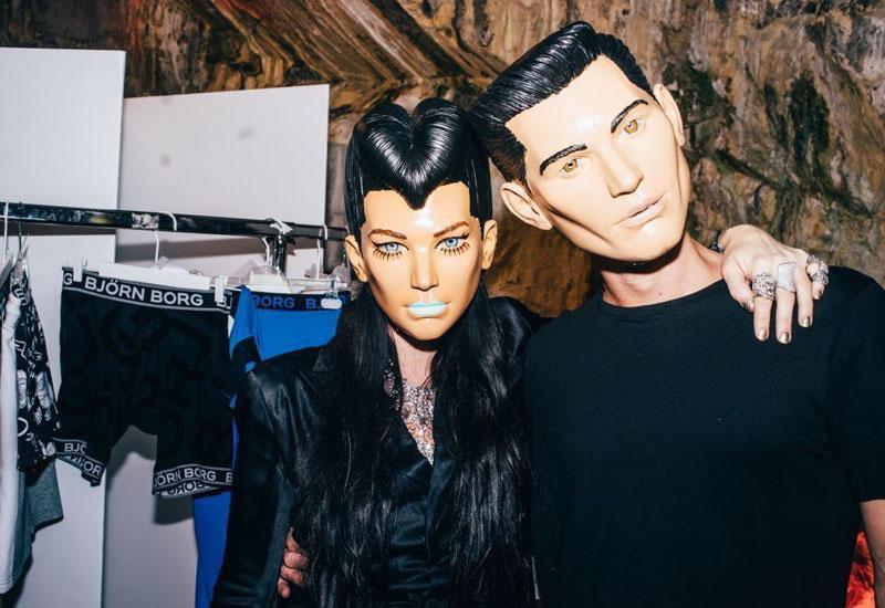 Models Become Avatars In @bjornborg's Video Game-Inspired Fashion Show #fwstockholm http://t.co/b0ZmAqWnyr http://t.co/GPq9h1HwZm