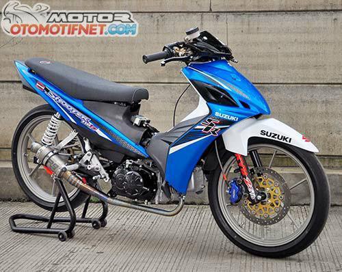 Muh Ikhsan J Putra On Twitter Motor Balap Suzuki Smash Titan
