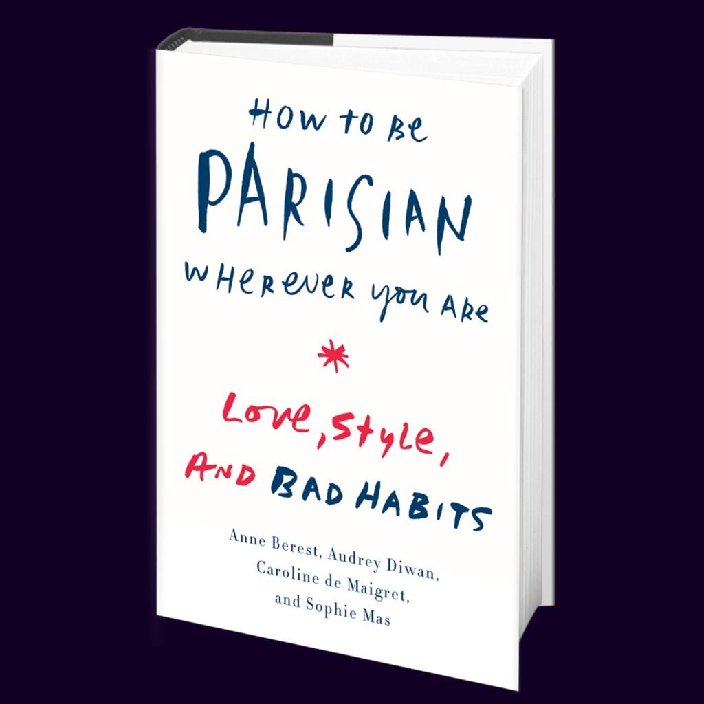 Today is the day! I am really happy to share this book I've been working on for the last two years! @howtobeparisian http://t.co/Qb7yYf0S5j