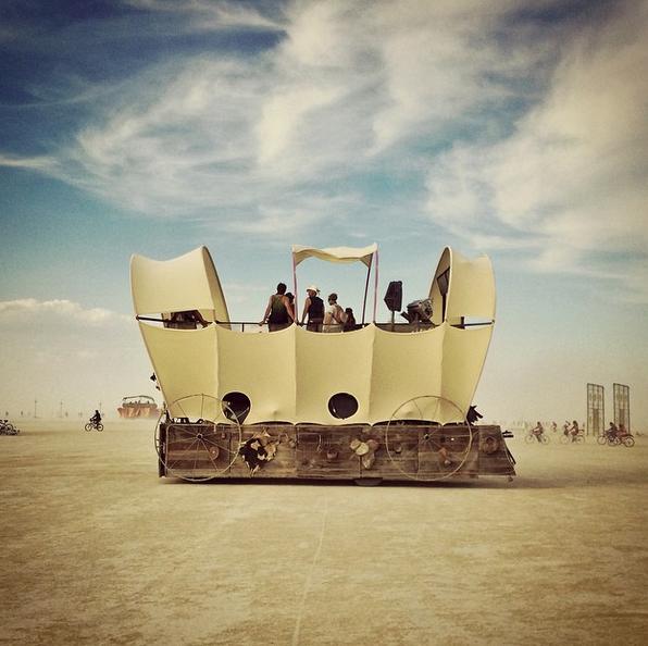 Missing #BurningMan ? @TBWA's #disruptagram revisits Black Rock City, courtesy of @hornstein http://t.co/9s7SlbsaLc http://t.co/8IGYK4rjPl