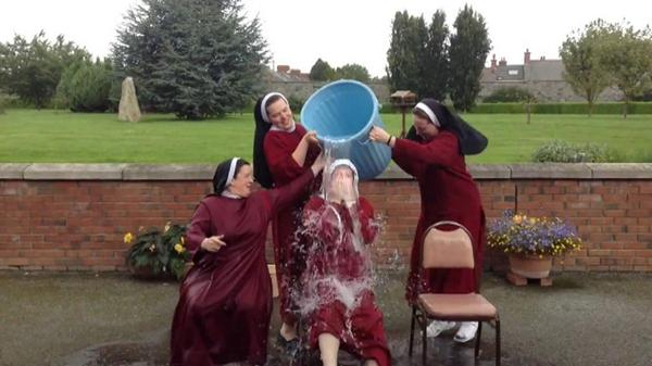Ice bucket challenge: Irish nuns get in on the act http://t.co/UqatzlI9n1  #IceBucketChallenge http://t.co/zx9xZ3TY7c