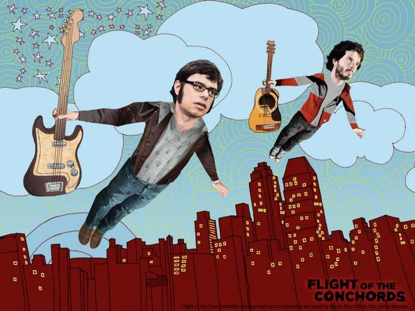 """Flight of the Conchords"" returning to @HBO: http://t.co/ldm7UHCPxj  http://t.co/d5zeU1gWvY #bandmeeting"