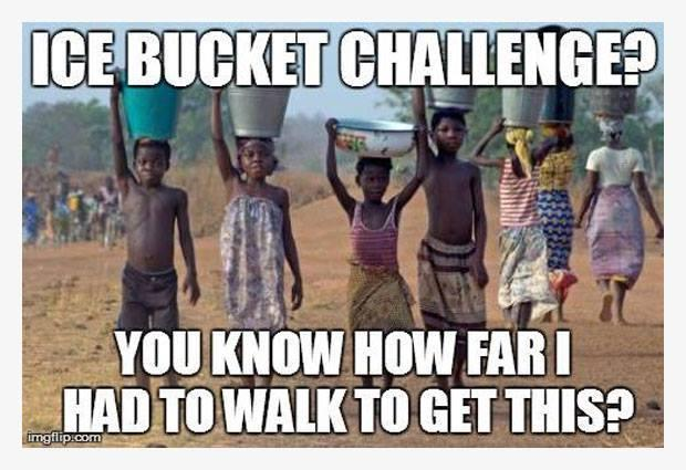 Third world Ice Bucket Challenge problems... http://t.co/XR376LIzcd
