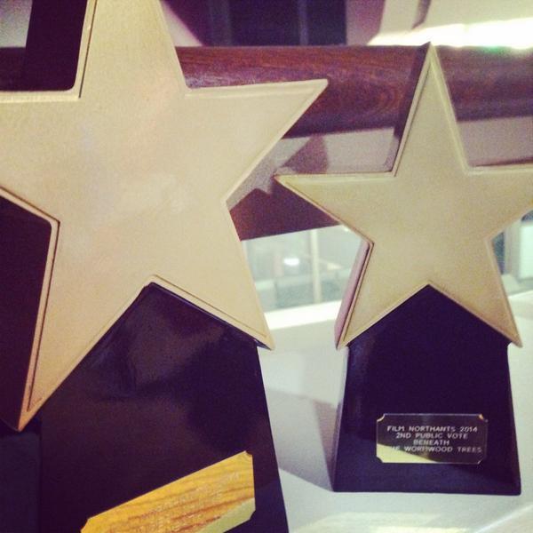 Winners!!! #filmnorthants @JbScripts http://t.co/uoXNjrYOow