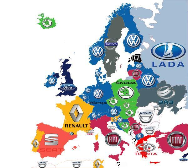 A Look At Europe's Top Selling Brands By Country http://t.co/IH7jxcFqUd http://t.co/nvNcZUyagb