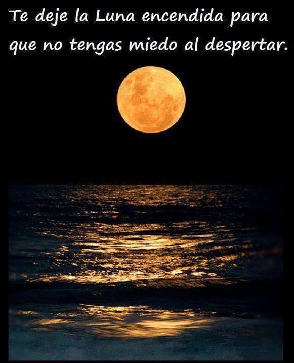 Retos femeninos on twitter buenas noches for Que luna hay esta noche