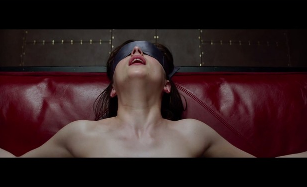 Nikki Reed and Ian Somerhalder have Fifty Shades of Grey sex. PROOF: http://t.co/IUKkQfmLCF http://t.co/vpSqINPHib